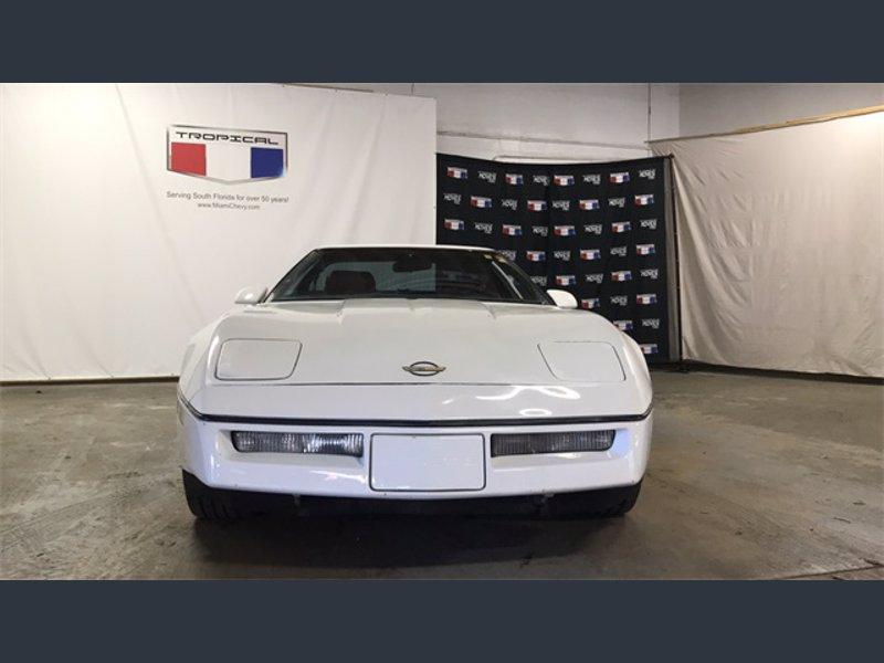 Chevrolet Corvette Coupe 1989 V8
