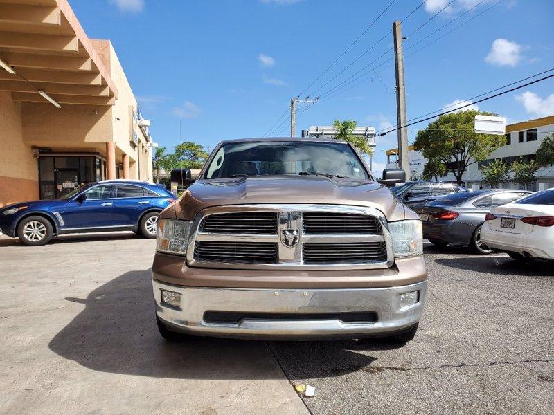 Dodge Ram 1500 Truck 2WD Crew Cab 2010