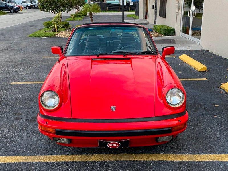 Porsche 911 Targa 1984