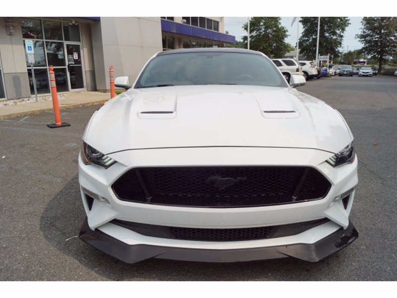 Ford Mustang Gt Coupe 5.0 V8 2019