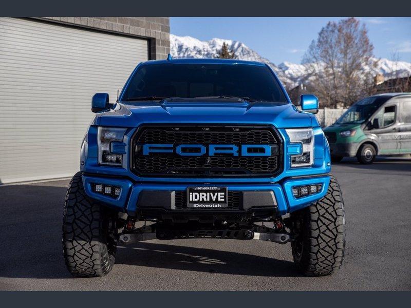 Ford F150 4×4 Crew Cab Raptor 2020