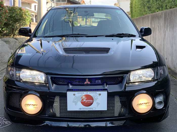 Mitsubishi Lancer Evolution 1996