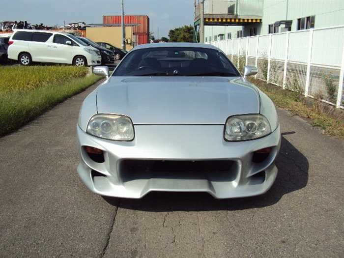 TOYOTA SUPRA 1994 TWIN TURBO