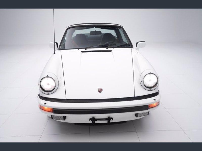 1984 Porsche 911 Targa11 - Porsche 911 Targa 3.2 1984