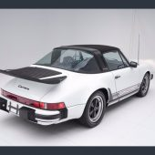 1984 Porsche 911 Targa5 170x170 - Porsche 911 Targa 3.2 1984