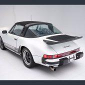 1984 Porsche 911 Targa9 170x170 - Porsche 911 Targa 3.2 1984