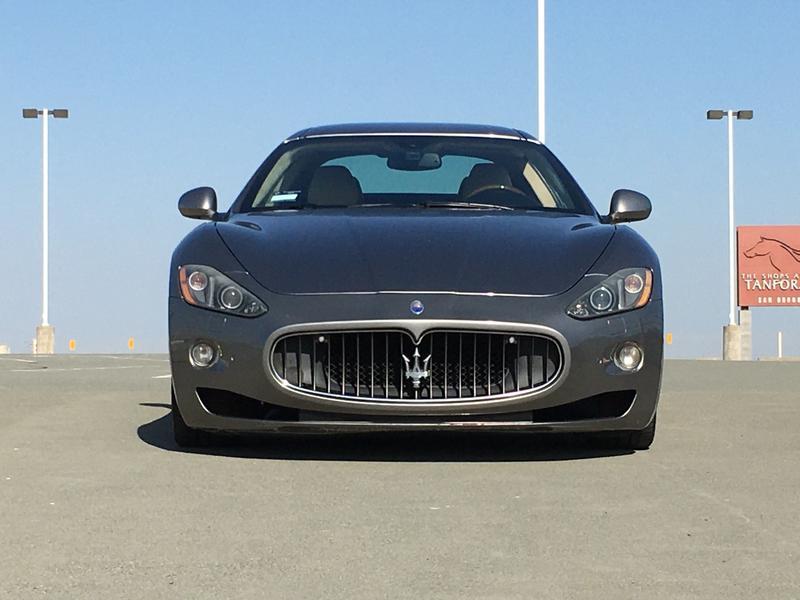 2010 Maserati GranTurismo Coupe6 - MASERATI GRANTURISMO COUPE 2010
