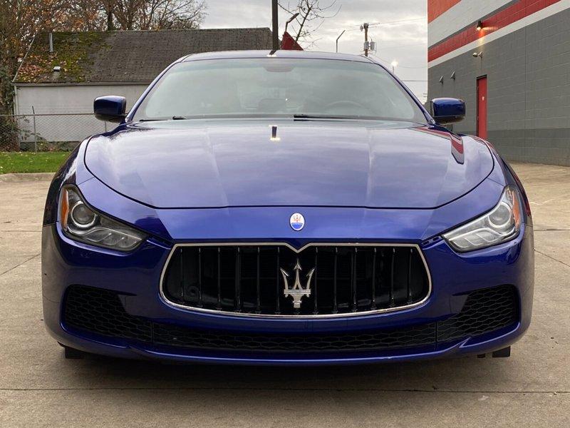 2015 Maserati Ghibli S1 - MASERATI GHIBLI S Q4 2015