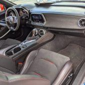 2019 Chevrolet Camaro ZL1 Coupe10 170x170 - Chevrolet Camaro ZL1 Coupe 2019