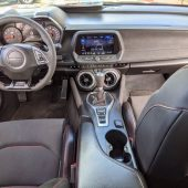 2019 Chevrolet Camaro ZL1 Coupe4 170x170 - Chevrolet Camaro ZL1 Coupe 2019