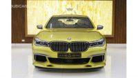 BMW 760LI M PACK V12 2019