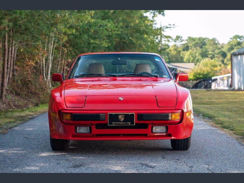 Porsche 944 Coupe 1987