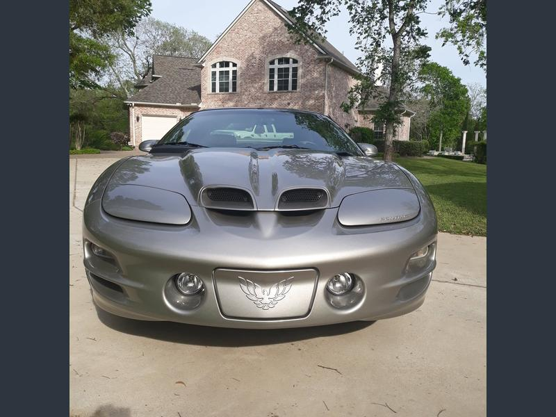 Pontiac Firebird Trans Am 2002