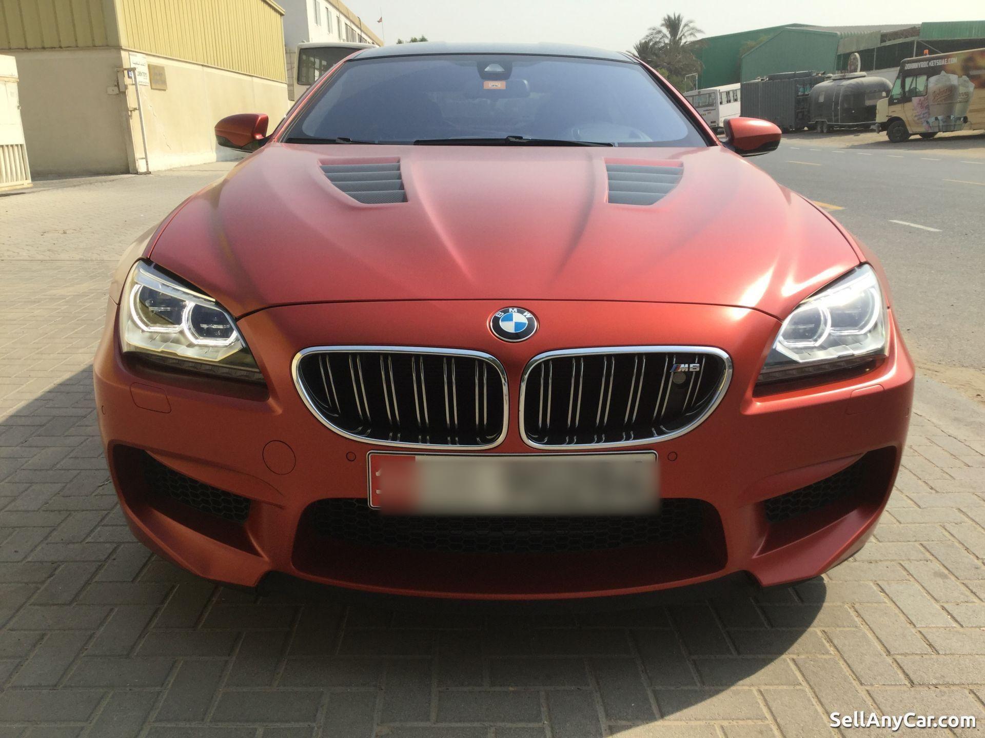 BMW M6 4.4 V8 2015
