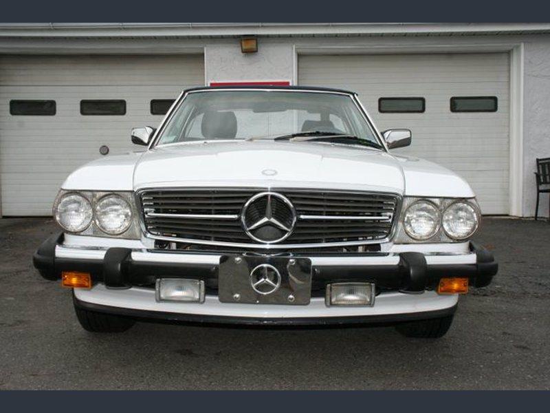 Mercedes-Benz 560 SL 1987
