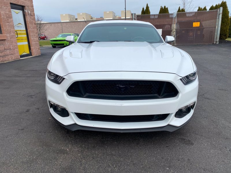Ford Mustang GT Coupe 2016