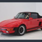 Porsche 911 Turbo Cabriolet13 170x170 - Porsche 911 Turbo Cabriolet 1987
