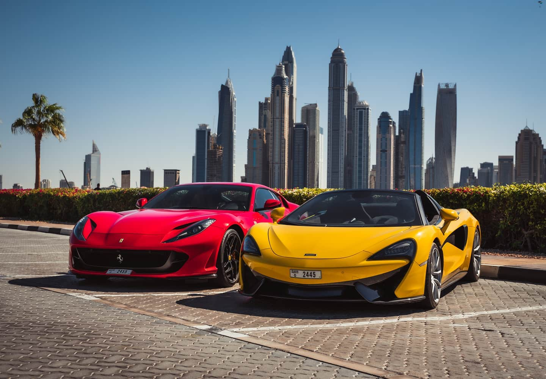 Importer une voiture de Dubaï en France en 2021