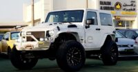ALMOST NEW..Top Of The Range..Jeep Wranngler..GCC SPECS..FULL SERVICE HISTORY..Perfect Condition