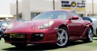 !!!!!!Amazing..Porsche Cayman..GCC Specs..Full Agency Service History..First Owner Of The Agancy
