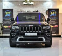 EXCELLENT DEAL for our Jeep Grand Cherokee 4×4 LIMITED 2014 Model!! in Black Color! GCC Specs