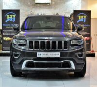 EXCELLENT DEAL for our Jeep Grand Cherokee 4×4 LIMITED 2014 Model!! in Grey Color! GCC Specs