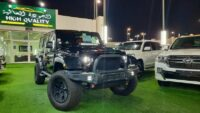 Jeep Wrangler Unlimited Clean Title For Sales Model 2016 No Any Paint No Any Accident Record