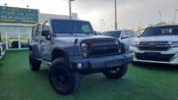Jeep wrangler Unlimited Sport For Sales Model 2018 Full Option Gcc Space