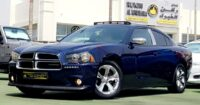 ALMOST NEW CAR..Dodge Charger 3.6L V6..GCC Specs..Full Service History..Single Owner