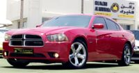 ALMOST NEW CAR..Dodge Charger Hemi R/T 5.7L V8..GCC Specs..Full Agance Service History..1st Owner